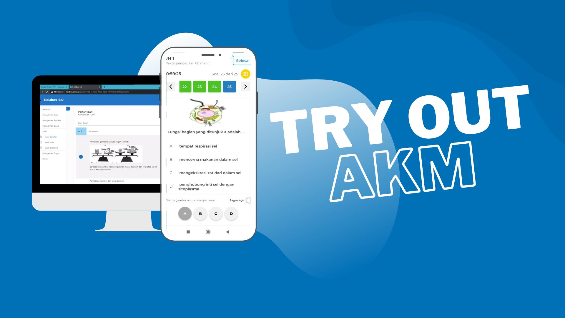 Try Out AKM Edubox